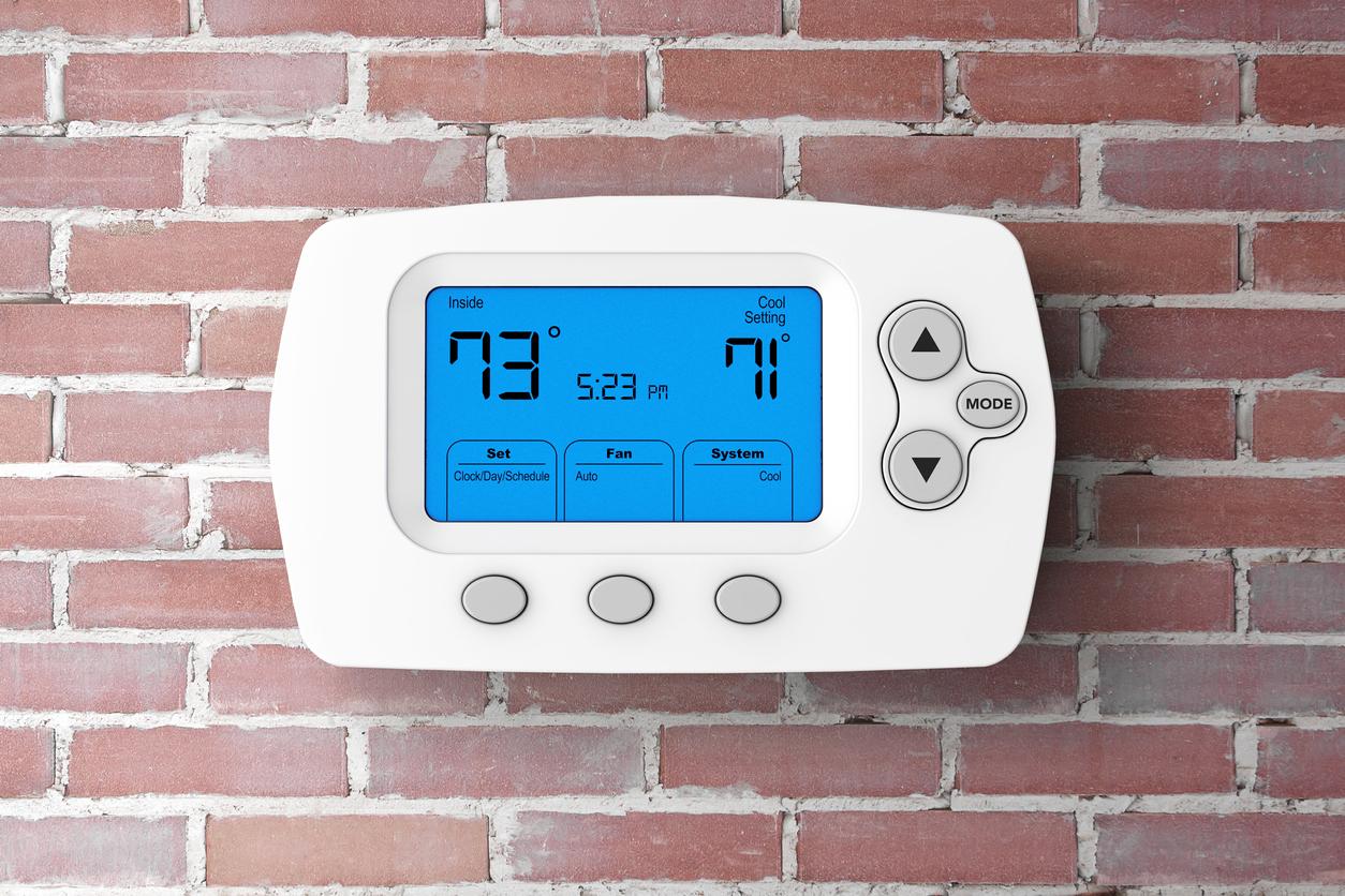 thermostat installation